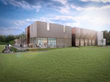 Foxhills new £7 million facility designed with major GREEN focus