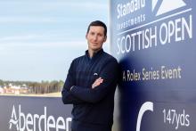 Grey Pocket boss talks Renaissance Club, Scottish Open and helping the NHS