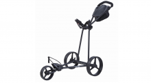 Big Max Golf unveils its lightest ever push trolley