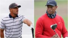 """Bryson DeChambeau on Tiger Woods: """"He is my Dad, he's been great"""""""