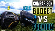 TaylorMade SIM2 vs MacGregor V-Foil Speed | Premium vs Budget Driver Test