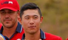 Collin Morikawa up to career-best SECOND in the World Golf Rankings