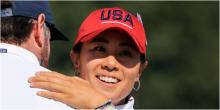 LPGA Tour star Danielle Kang given SQUID GAME cookie and it all ends very badly