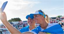 Solheim Cup victory: FIVE ways to get more women into golf