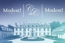 Modest! Golf partners with The Condor Club at Château du Coudreceau