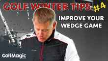 golf winter tips improve your wedge play