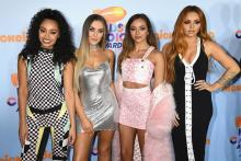 little mix attempt golf and fail badly