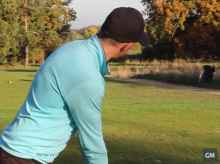 how to hit longer golf drives