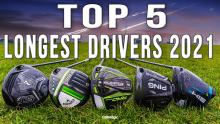 Best Golf Drivers 2021 | LONGEST Drivers On PGA Tour