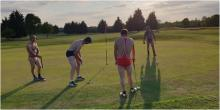 These golfers tackled the MANKINI GOLF CHALLENGE to raise money for charity