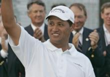 WIN the chance to play golf with former US Open champion Michael Campbell