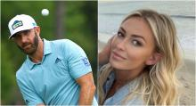 Golf fans react to Paulina Gretzky's Mother's Day photo with Dustin Johnson