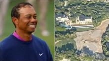 Tiger Woods RENOVATES practice facility at his $40m Florida mansion