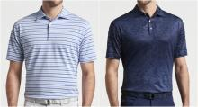 The BEST Peter Millar Polo Shirts ahead of the Ryder Cup!