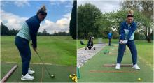 Best Golf Tips: How to warm up CORRECTLY on the driving range