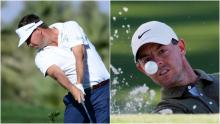 """Rory McIlroy admits Keith Mitchell is """"a hell of a player"""""""