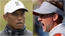 """Tiger Woods """"NOT A FAN"""" of Ian Poulter says PGA Tour coach"""