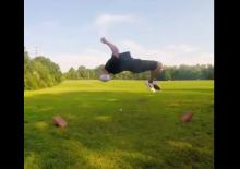 golf trick shot of the month
