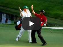 tiger woods comeback music video