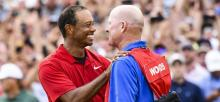 Joe LaCava hints Tiger Woods may pick himself for Presidents Cup