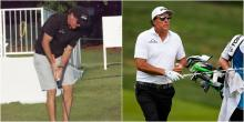 Fortinet Championship: Ryder Cup vice-captain Phil Mickelson uses arm-lock putter