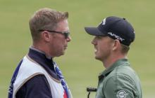 Matt Wallace's caddie SNUBBED Erik van Rooyen at US PGA