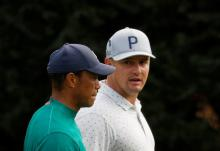 "Tiger Woods backs Bryson DeChambeau to win ""many more"" major championships"