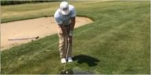 Golf fans react on Instagram as player holes it from a PUDDLE just off green