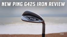 NEW PING G425 Irons Review | Best Game Improvement Iron of 2021?