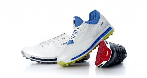 ECCO reveal COOL PRO golf shoe