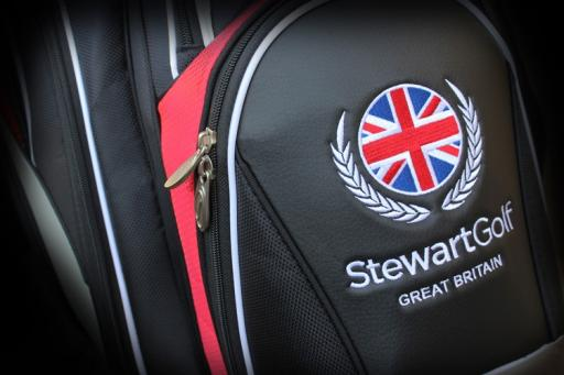 Patriotic 2012 range from Stewart Golf