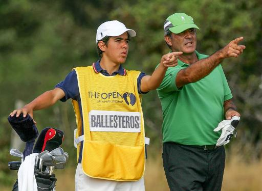 New Seve Ballesteros book proving the perfect gift for Father's Day