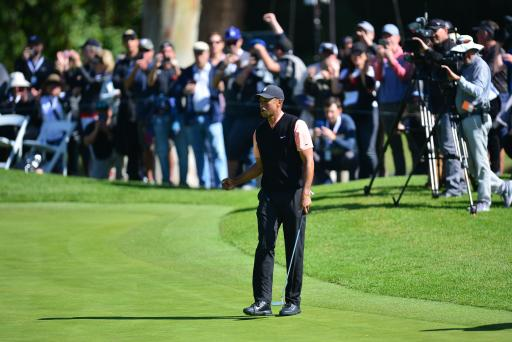 Tiger Woods: What's in the bag for coronavirus relief match