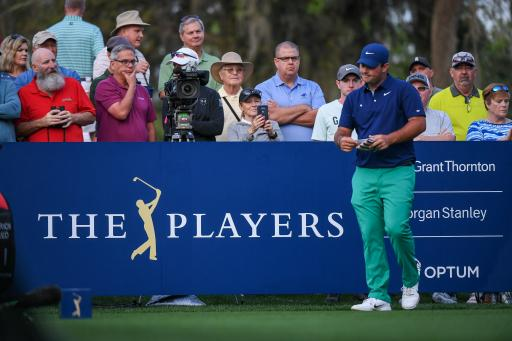 Fan EJECTED from The Players for taunting Patrick Reed