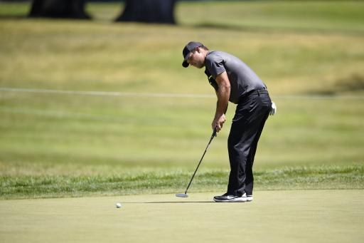 """Social media reacts to golf fan's """"crowd noise"""" Patrick Reed edit"""