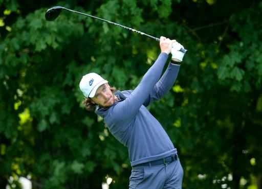 Tommy Fleetwood two off the lead in Dubai whilst Tyrrell Hatton makes comeback