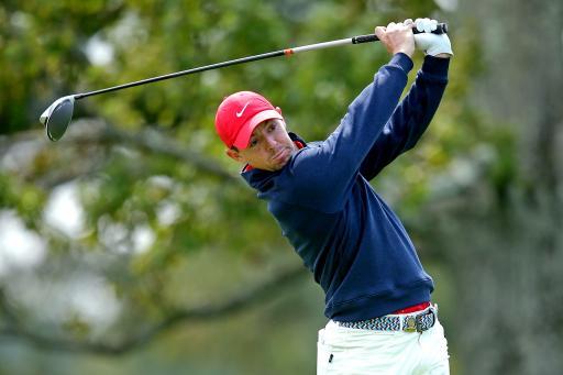 Is Rory McIlroy bulking up like Bryson DeChambeau during golf off-season?
