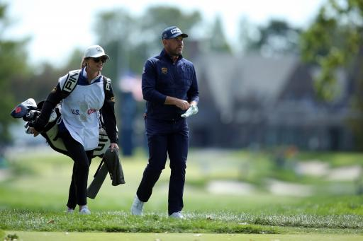 What's in Lee Westwood's bag as he battles for the Scottish Open