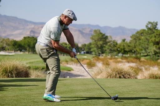Golf fans react as Bryson DeChambeau reveals drive data showing 403-yard CARRY