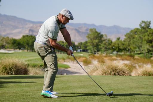 """Bryson DeChambeau reveals he almost """"BLACKED OUT"""" during his speed training"""