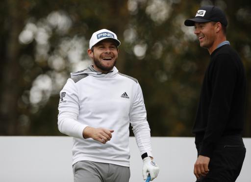 Golf punter wins HUGE MONEY off tiny $1 bet at the BMW PGA