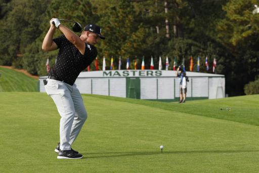 The Masters: Bryson DeChambeau is already sending bombs around Augusta!