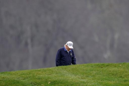 Donald Trump's Bedminster course STRIPPED of hosting 2022 PGA Championship