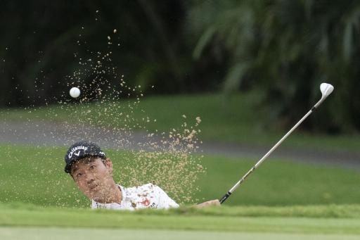 Kevin Na: What's in the bag of the Sony Open winner