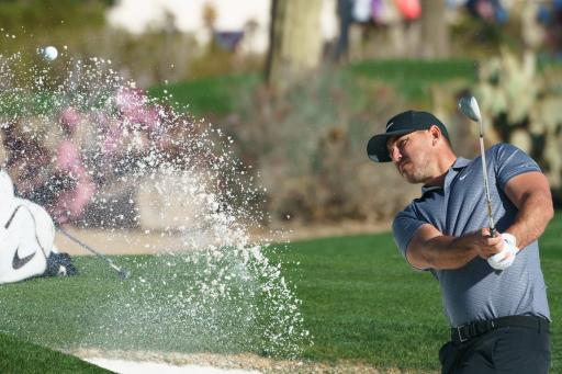 Golf fans react to Brooks Koepka's post-round interview at Phoenix Open