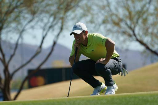 Rory McIlroy left feeling FRUSTRATED by missed putts at WGC-Workday Championship