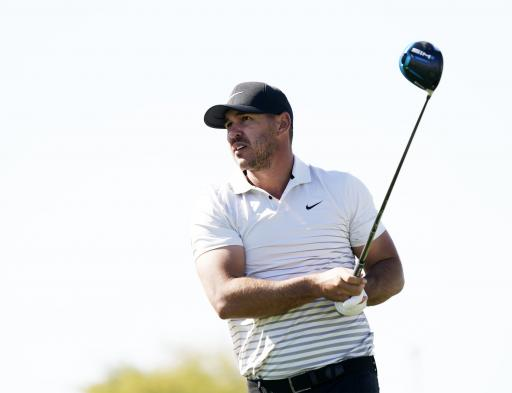 Golf fans react to Brooks Koepka tweet about injury rumour ahead of The Masters