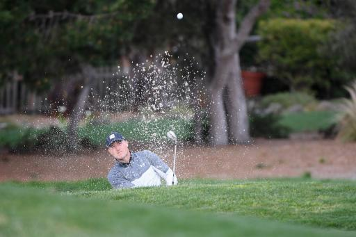 Jordan Spieth reflects on a strong start at Pebble Beach on the PGA Tour
