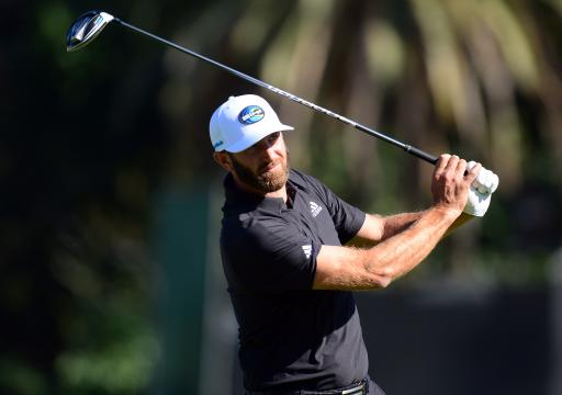 """Dustin Johnson hopes to see """"Ben Hogan style comeback"""" from Tiger Woods"""