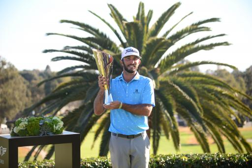PGA Tour star Max Homa signs new deal with Burns & Wilcox